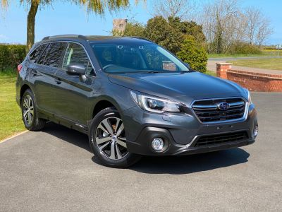 Subaru Outback 2.5i SE Premium 5dr Lineartronic *NEW* Estate Petrol Grey at Maple Garage Limited Hull